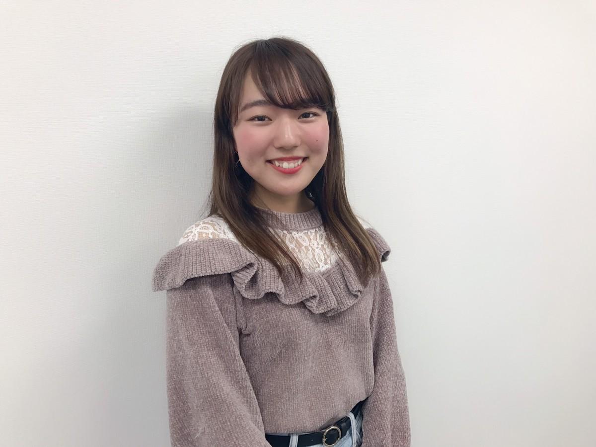 【東京21卒:早稲田大学】自信をつけて、自分の考えをしっかり持てる人になるのが今の目標です。