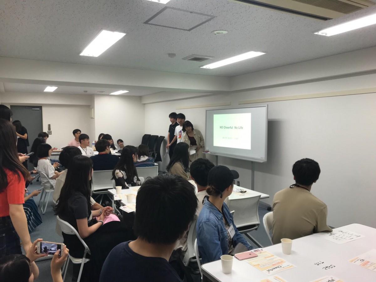 【東京オフィス】6月27日 熱い仲間集結!!!長期インターン説明会を開催しました☆