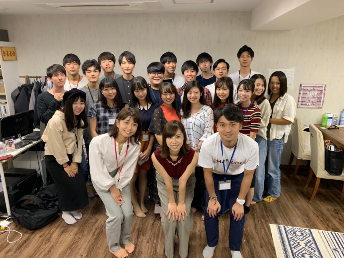 【東京オフィス】9/19(木)21卒向けベンチャー企業特別イベント開催しました❗️