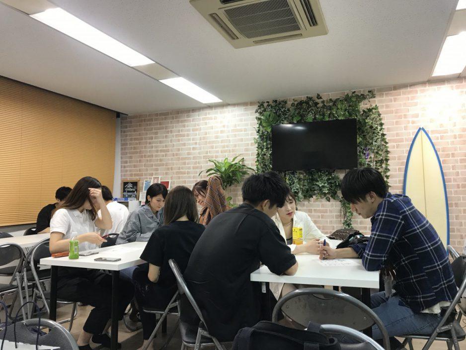 【福岡オフィス】9/29(日)21卒イベントを開催しました