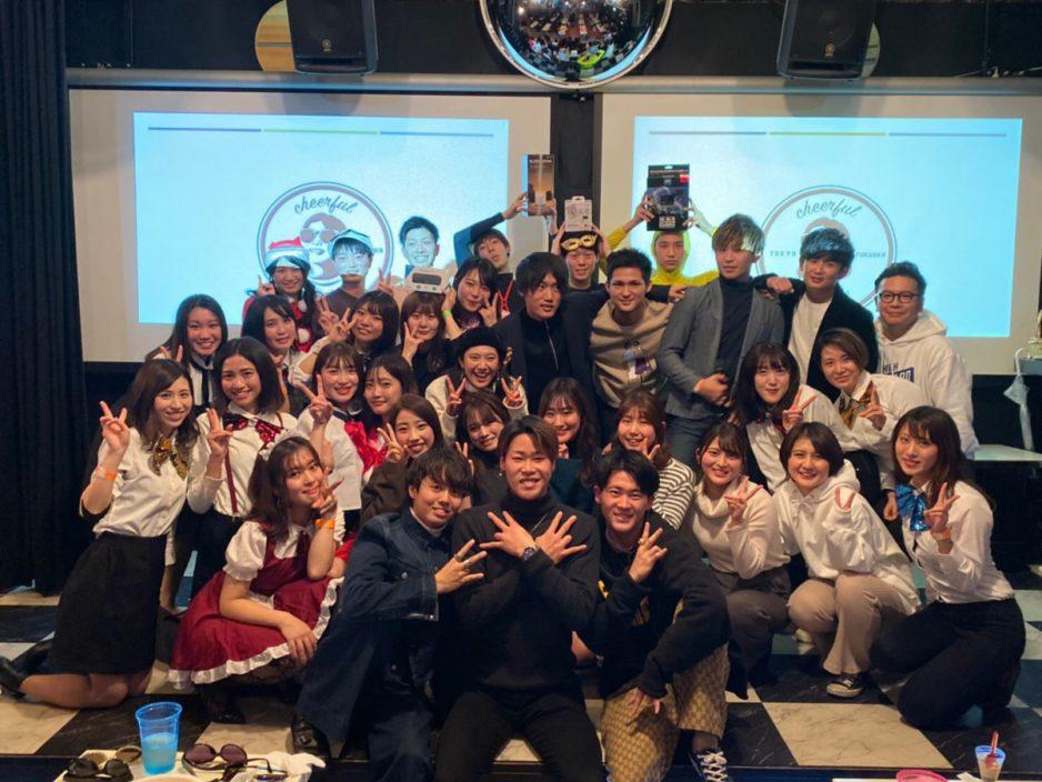 【福岡オフィス】忘年会を開催しました!