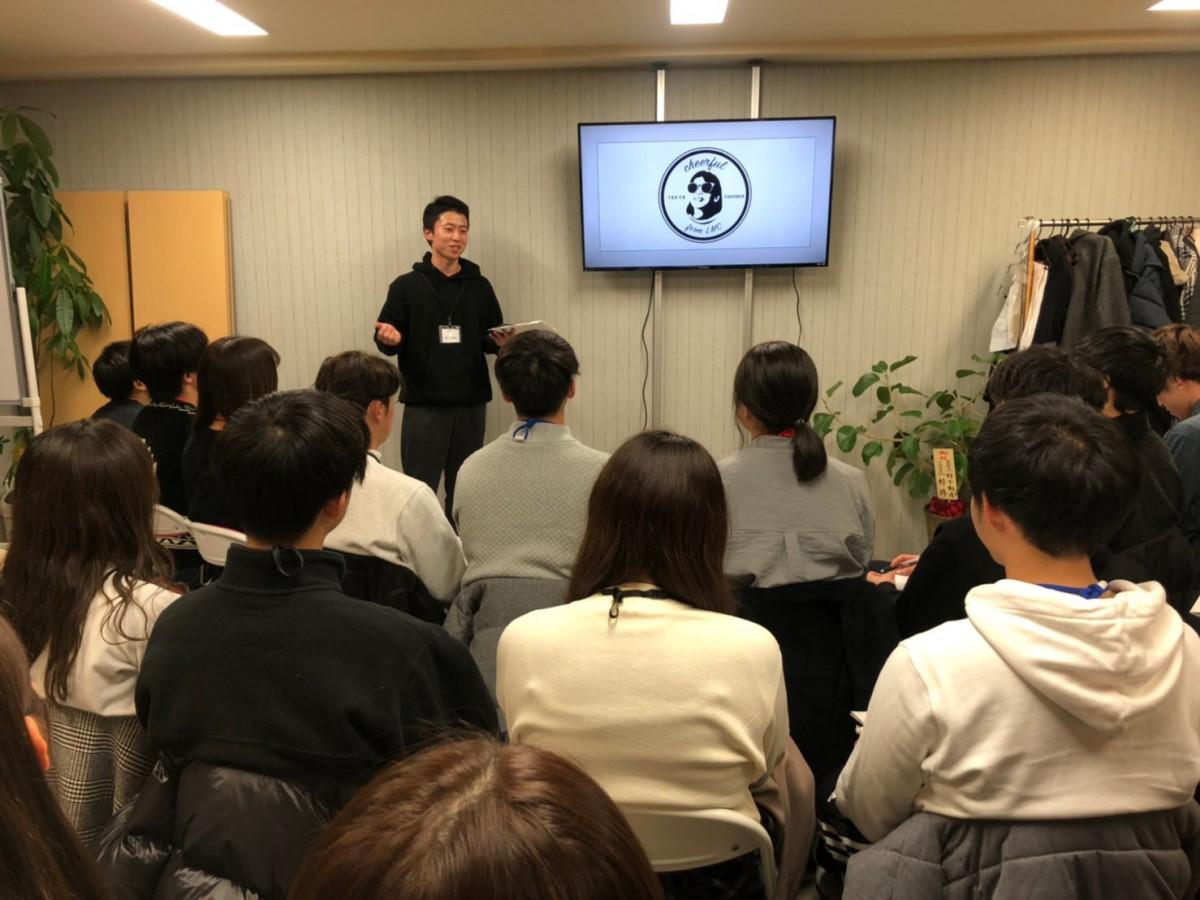 【東京オフィス】22卒向け東京海上日動システムズイベントを開催しました。告知あり!!