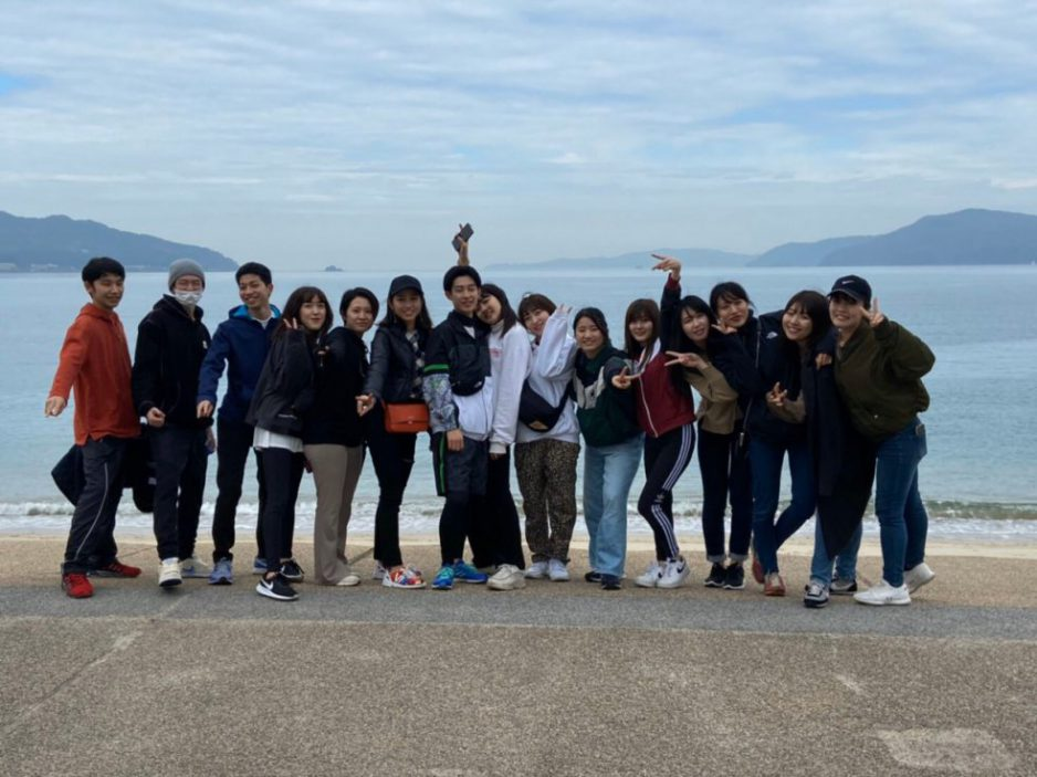【福岡オフィス】くだらないことワークで福岡から唐津まで歩いてきました