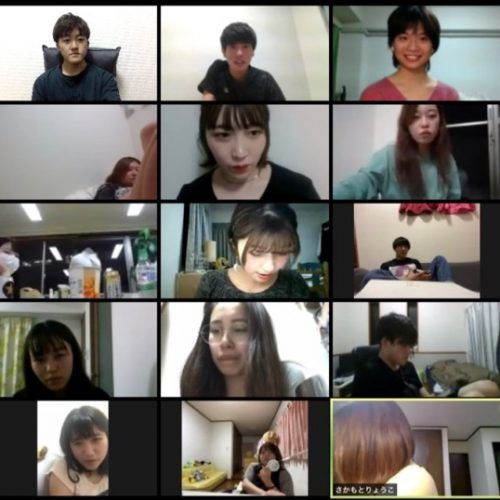 【福岡オフィス】くだらないことワークでオンラインにて以心伝心ゲームを行いました!